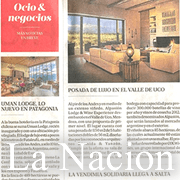 article la nacion march 2014