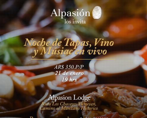 Invitation Alpasion