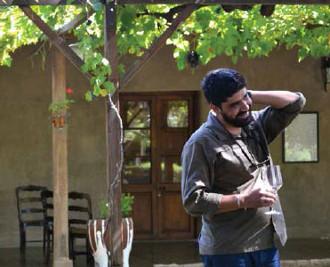 Karim Mussi Saffie wine maker