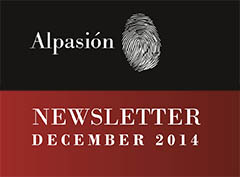Alpasion newsletter dec 2014