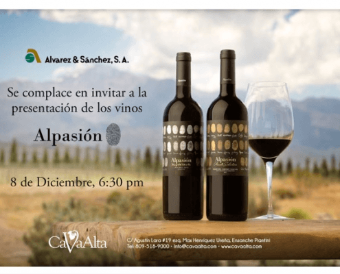 Alvarez Sanchez invitation