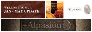 Alpasion newsletter Jan-May 2016
