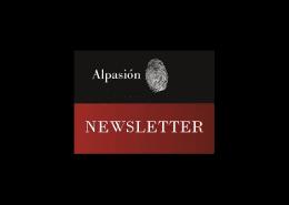 Alpasion newsletter