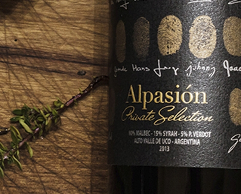Alpasion Private Selection wine