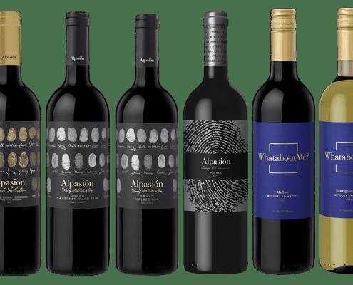 Alpasion wine portfolio