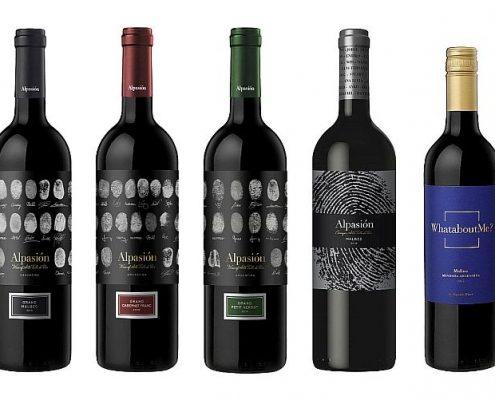 Alpasion wine portfolio 2018