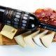 Alpasion wine and cheese